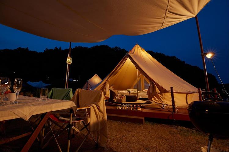 ツインリンクもてぎ 森と星空のキャンプヴィレッジ-2